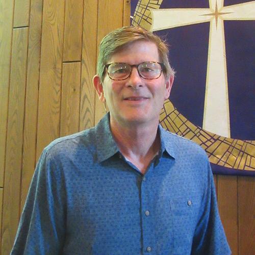 Meet Our Interim Pastor, Grant Hill